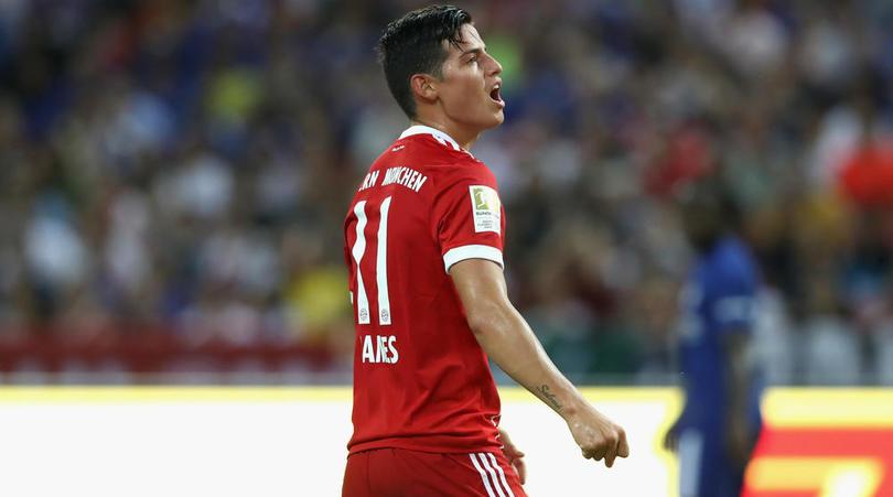 James flet për të ardhmen te Bayerni, befason me përgjigjen