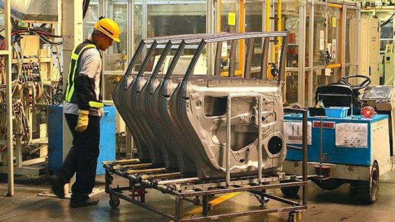 Rritet prodhimi industrial në vendet e BE-së
