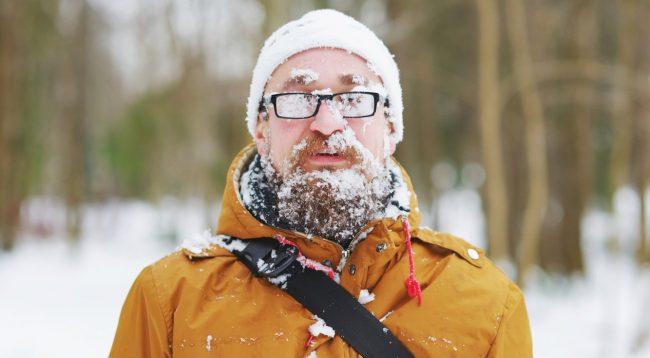 Gabimet që bëjnë meshkujt me lëkurën e tyre gjatë dimrit