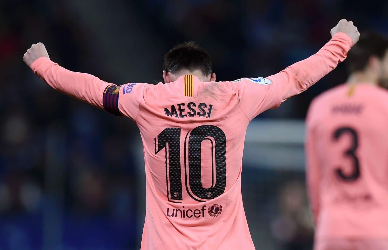 """Messi një """"snajper"""" i vërtetë, i paarritshëm edhe nga skuadrat e mëdha"""