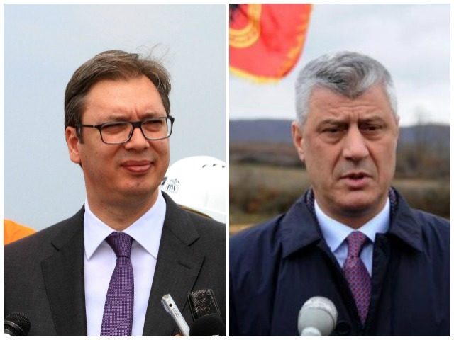 Kështu shprehet Vuçiq para përballjes me Thaçin në OKB