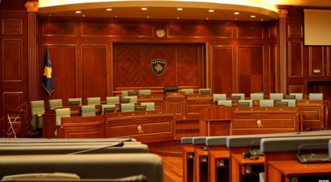 Nis seanca e jashtëzakonshme me 61 deputetë