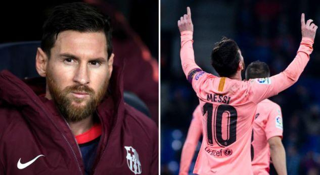 Lionel Messi me statistika individuale më të mira se çdo futbollist tjetër këtë sezon