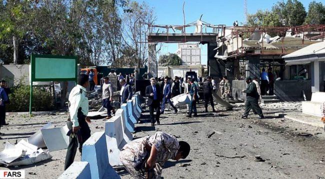 Disa të vrarë dhe të plagosur nga shpërthimi i bombës në Iran