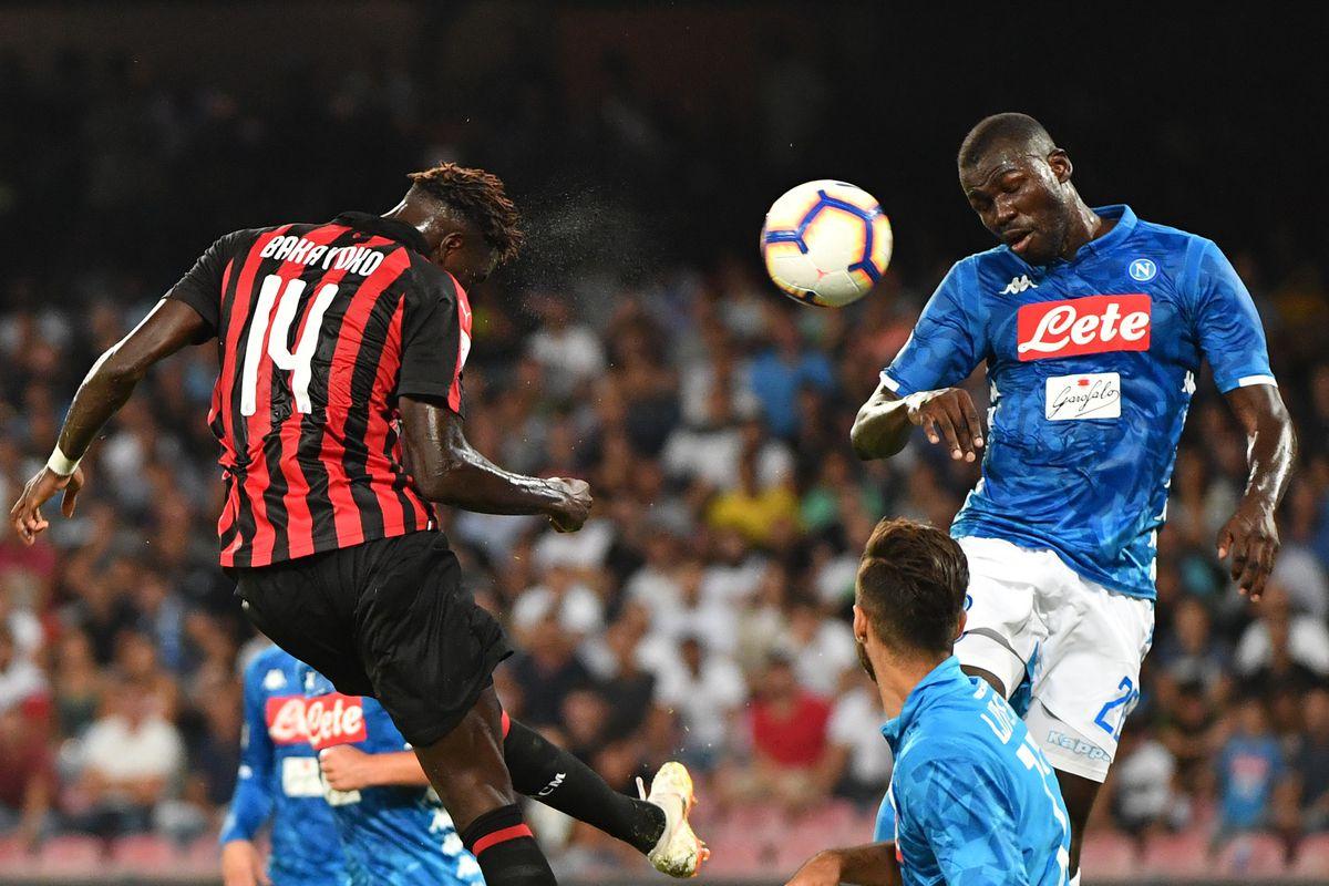 Milani rifiton besimin tek Bakayoko, kërkon kartonin e plot të lojtarit