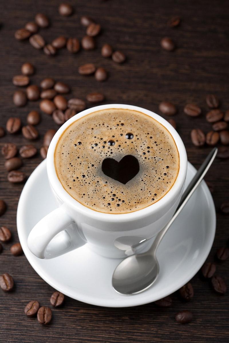 Kafeja, ka ndikim të madh në funksionimin e zemrës