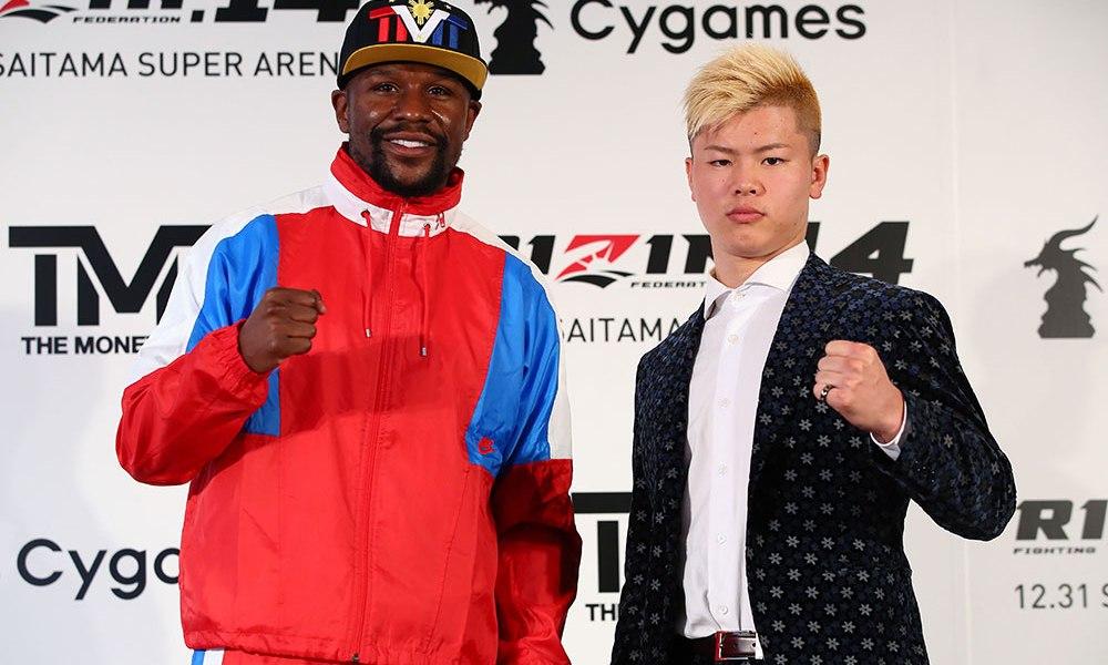 Mayweather gati për duelin me boksierin japonez!