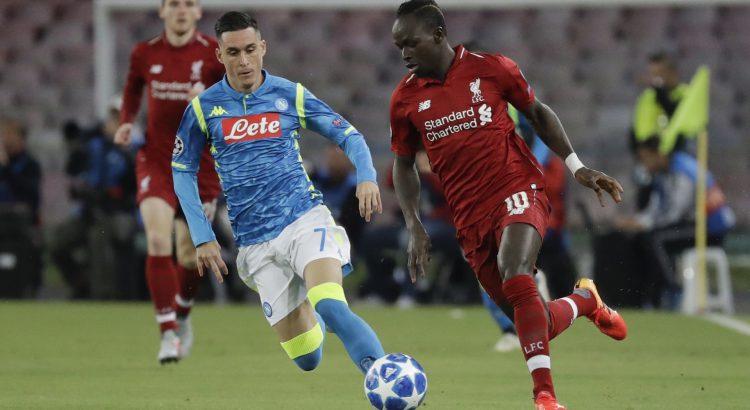 Liverpool-Napoli, ja formacionet e mundshme
