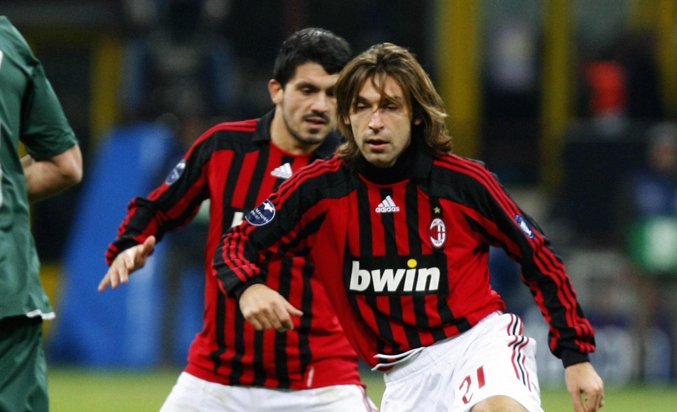 Pirlo mbron Gattuso-n: Rino meriton të qëndrojë te Milani