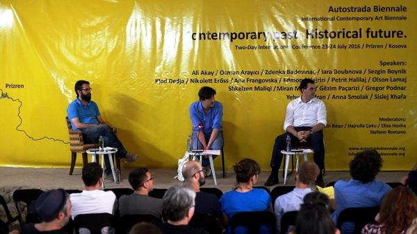 """Autostrada Biennale"" dokumenton edicionin e parë"