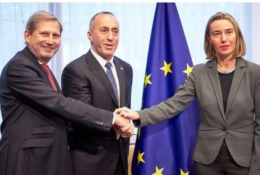 Këshilltari i Haradinajt jep detaje për takimin që do të zhvillohet në Bruksel