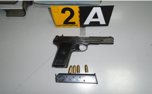 Arrestohet një i dyshuar me armëmbajtje pa leje në Prizren