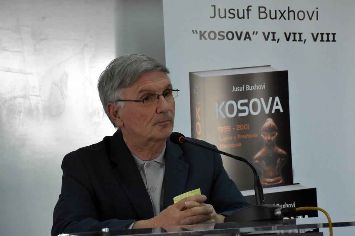 Jusuf Buxhovi ka një kërkesë për LDK-në