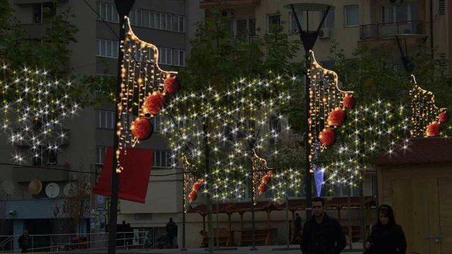 Prishtina rrit buxhetin për dekorimin e shesheve për festat e fundvitit