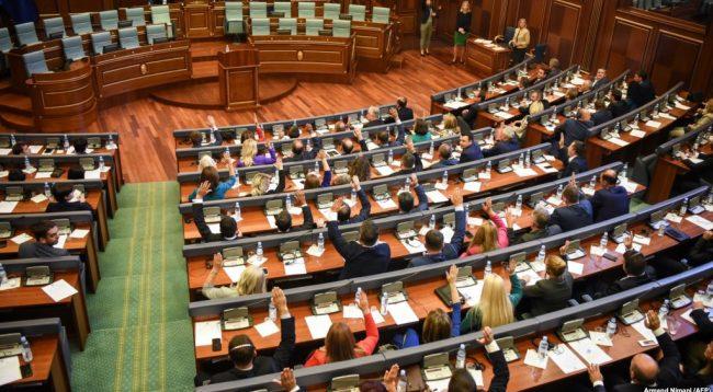 Kuvendi i Kosovës kalon rezolutën e PSD-së për dialogun