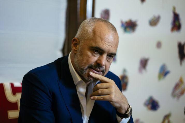 Mësohen arsyet përse Edi Rama nuk mori pjesë në heqjen e kufirit Kosovë-Shqipëri