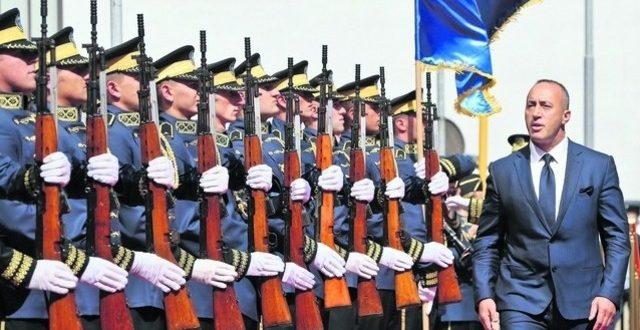 Haradinaj i përgjigjet Serbisë: Ushtrinë nuk e kemi për veri, por për Irak e Afganistan