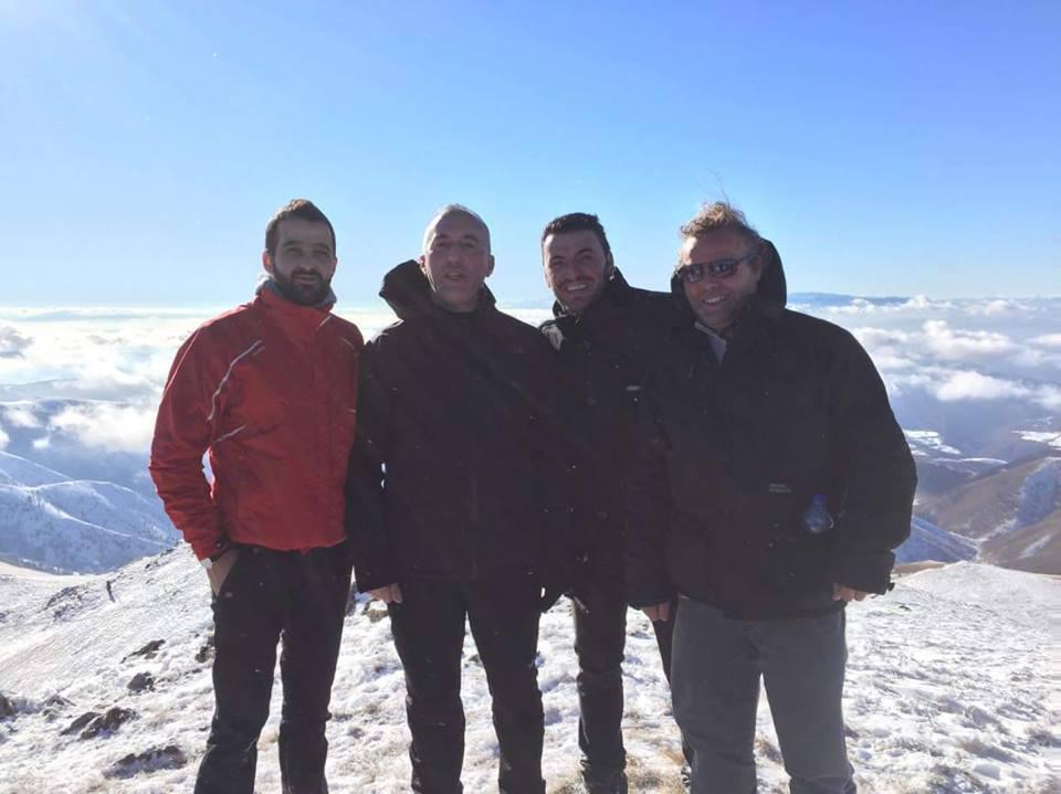 Haradinaj shëtitet në bjeshkët e veriut të Kosovës