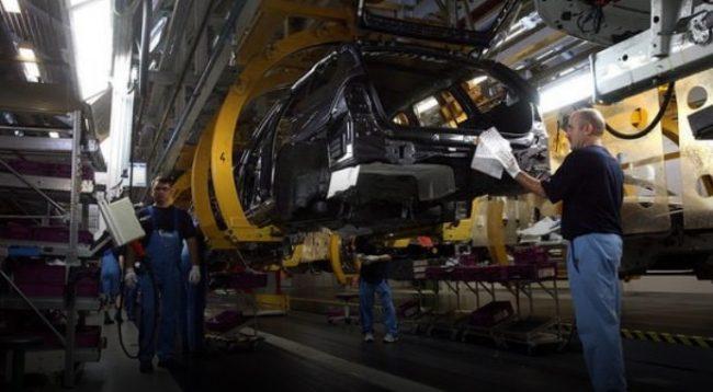 Industria gjermane vazhdon rritjen falë sektorit automobilistik