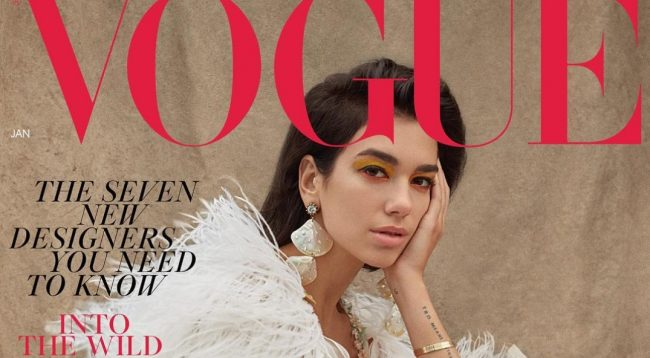 Dua Lipa flet për revistën Vogue: Të jesh femër…