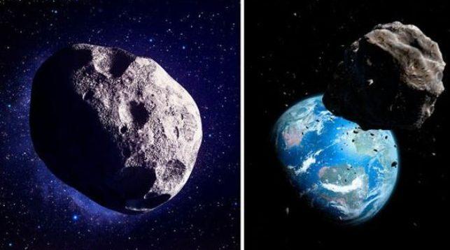 NASA paralajmëron për asteroidin gjigant që mund t'i afrohet Tokës nesër