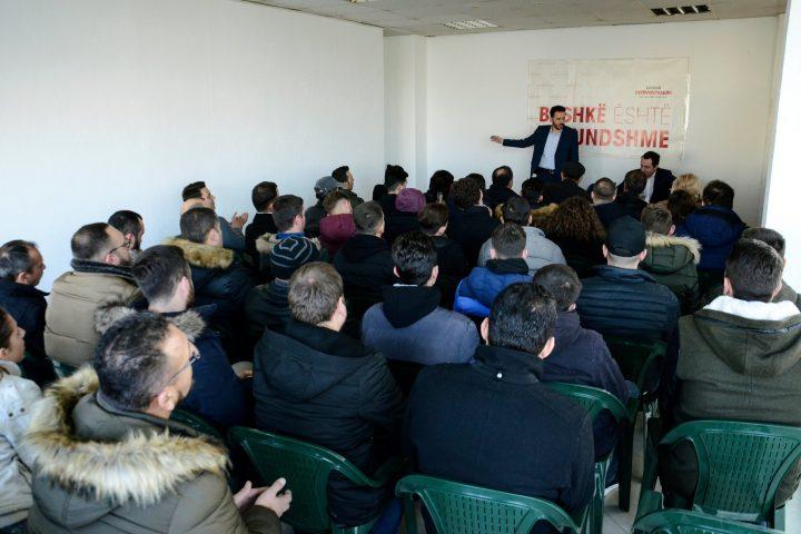 Vetëvendosjes i shtohen 30 anëtarë në Lipjan
