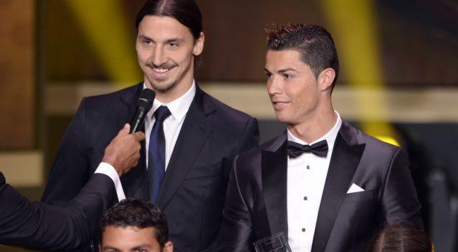 Ibrahimovic: Topi i Artë për Modriçin? Në garë me Messin ishte Florentino Perez e jo Ronaldo