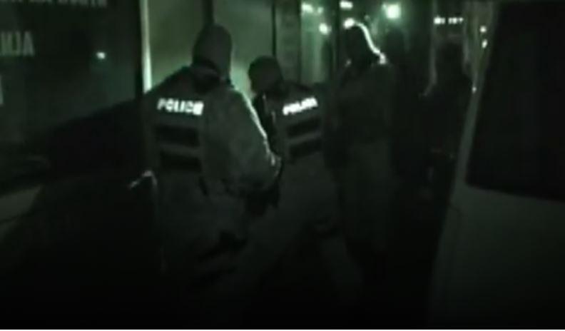 Policia arreston fajdexhinjtë