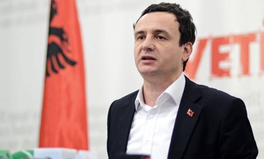 Kurti tregon për qëndrimin e Vetëvendosjes ndaj ushtrisë së Kosovës