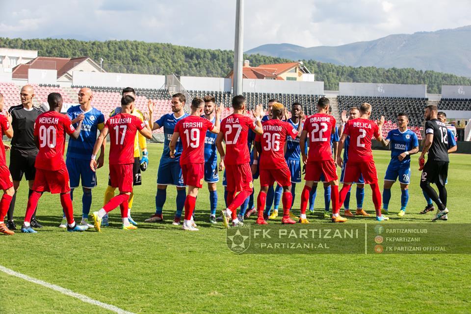 Supersfida Partizani-Kukësi, ja arbitrat që do të ndajnë drejtësi