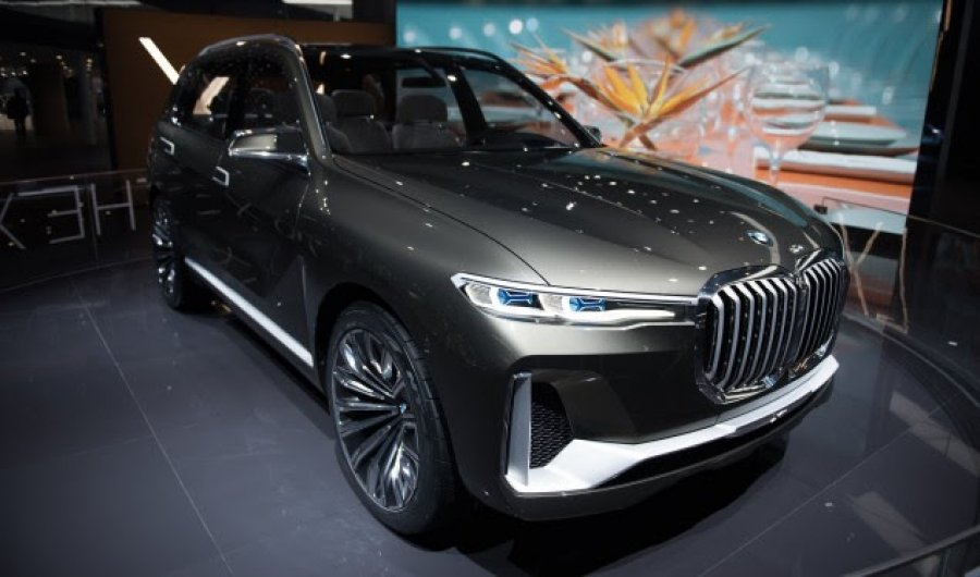 X8, SUV-i më i shtrenjtë i BMW-së