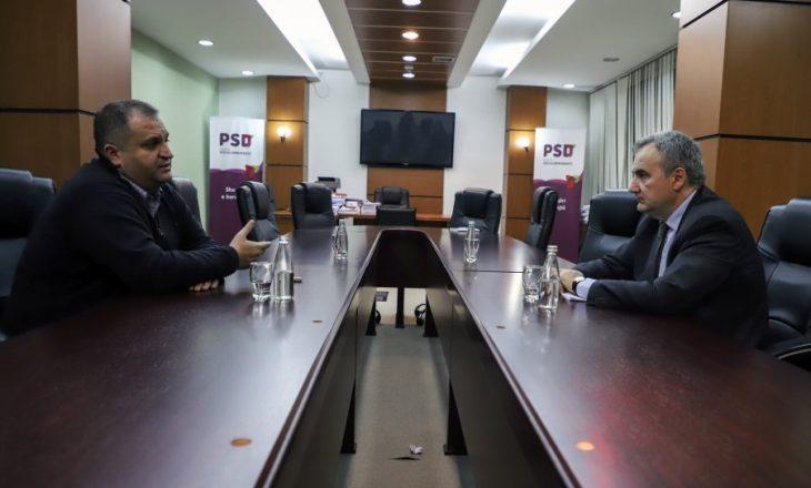 PSD-ja flet në emër të Qeverisë se kush po e përkrahë dialogun dhe delegacionin