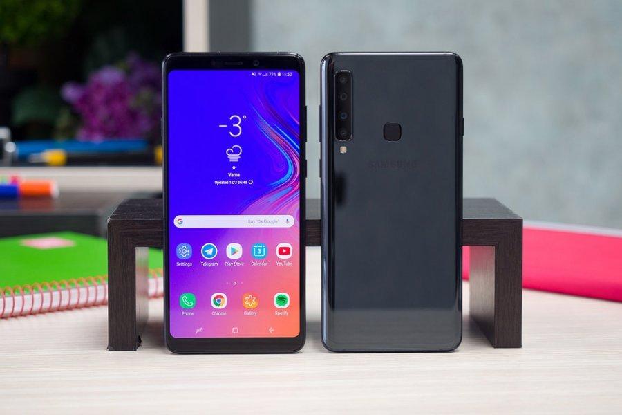 Samsung avancon teknologjinë e mbushjes së shpejtë të baterisë në smartfonë