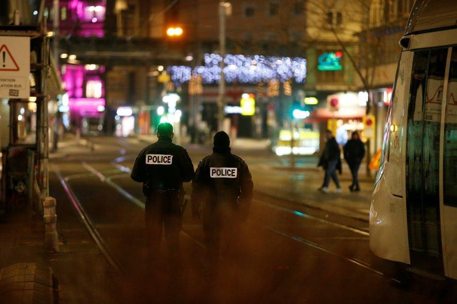 Një i vrarë e 6 të plagosur në Strasbourg