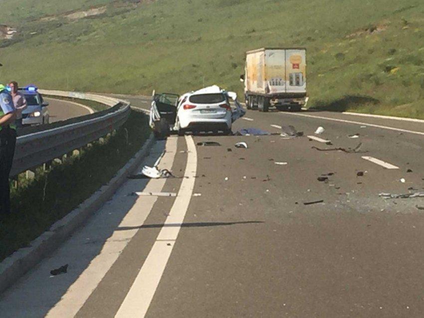 Një tjetër i vdekur në aksident në autostradë