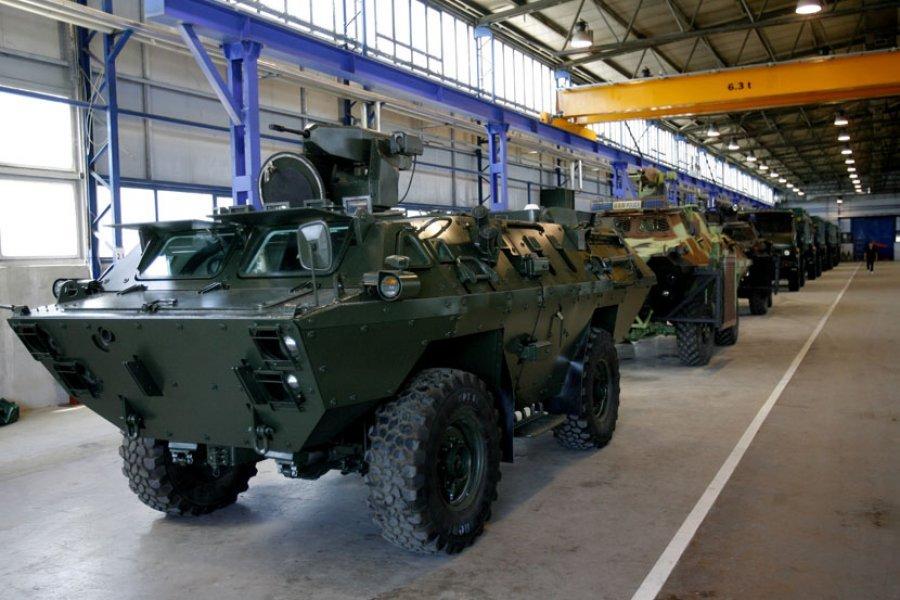 Serbia eksportoi armatim me vlerë 600 milionë dollarë