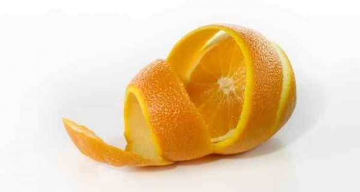 Dobitë shëndetësore nga lëvorja e portokallit