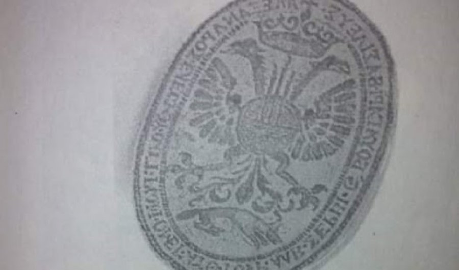 Vula e Skënderbeut që ruhet në Danimarkë