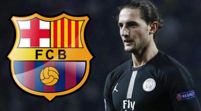 Barcelona merr lajm aspak të mirë nga Rabiot