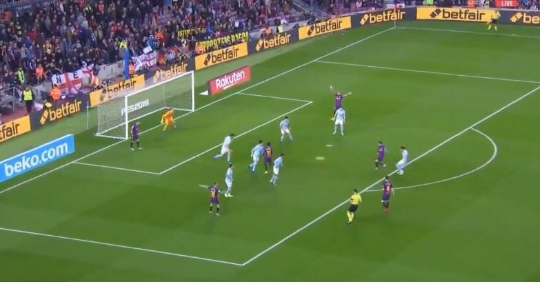 Barcelona kryen detyrën kundër Celta Vigos