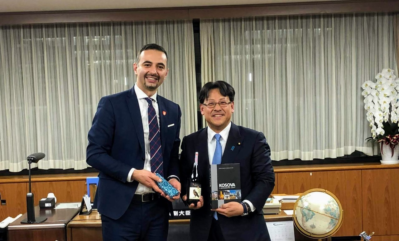 Thellohet bashkëpunimi ekonomik mes Kosovës dhe Japonisë