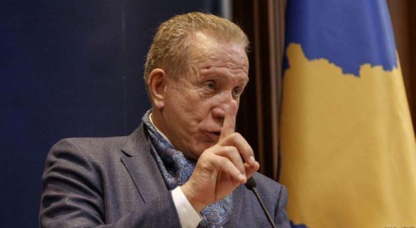 Pacolli ju premton 'mirënjohje' lojtarëve të Kosovës nëse do të ketë rezultat pozitiv në ndeshjen kundër Anglisë