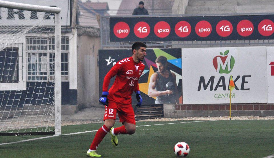 Visar Bekaj, dy ndeshje larg rekordit të arritur 12 vjet më parë