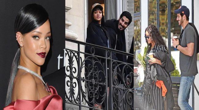 U tha se janë ndarë, Rihanna fotografohet me të dashurin Hassan Jameel