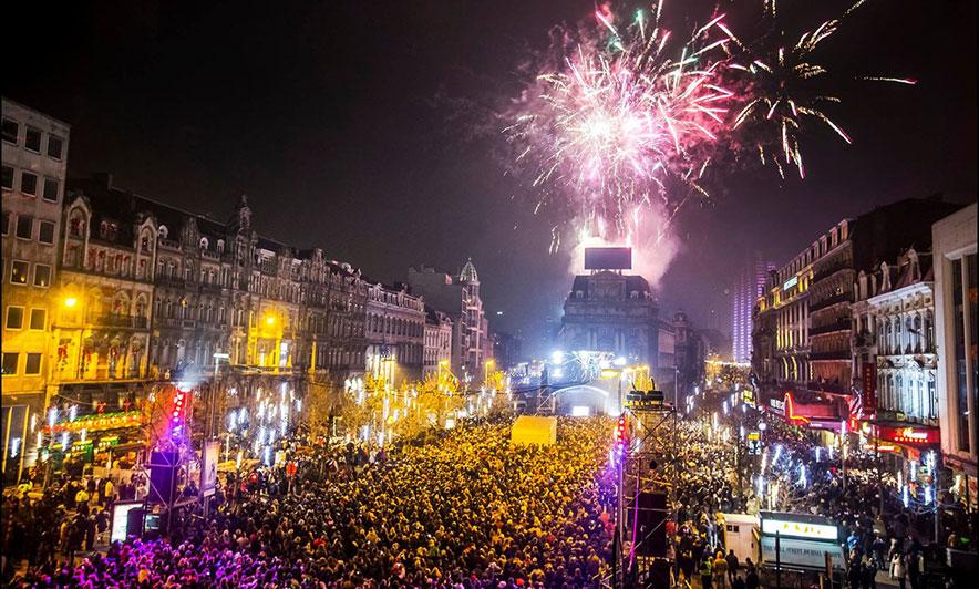 Viti i Ri festohet me mënyra të ndryshme në Evropë