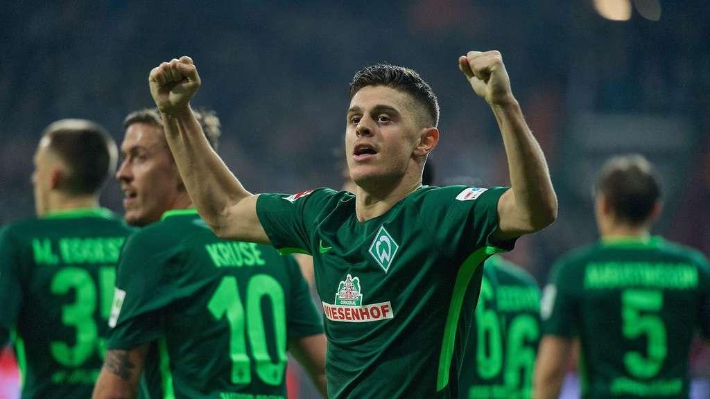 Ribery çon Bayernin pranë Dortmundit, Rashica e nis nga stoli në barazimin e Werderit