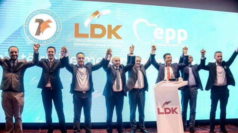 Sot LDK-ja ka festë