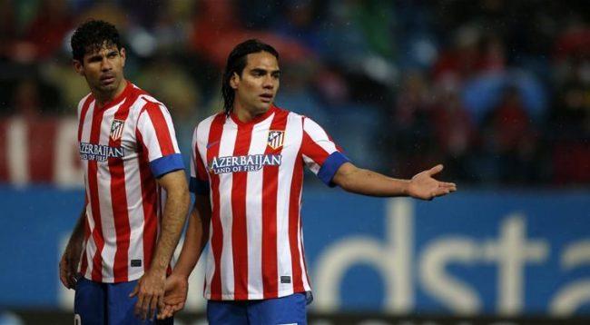 Atletico po e largon Costan, synohet rikthimi i Falcao