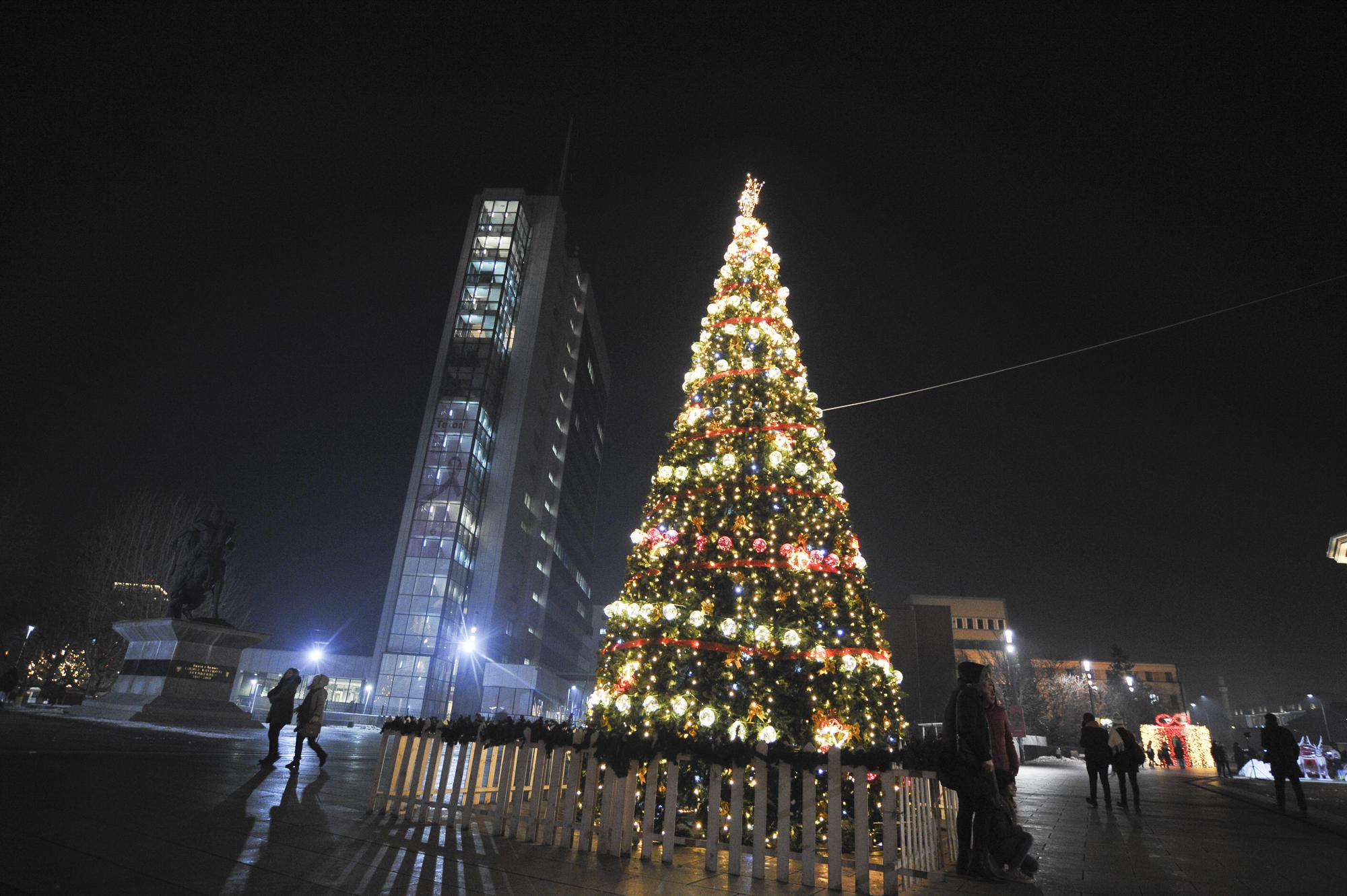 Sa shpenzojnë qytetarët e Kosovës për festën e Vitit të Ri