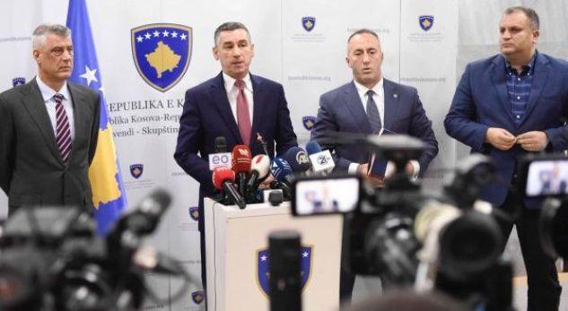 Ambasadorët e QUINT-it nesër takim me liderët shtetërorë për dialogun Kosovë-Serbi